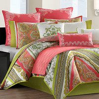 Echo Gramercy Paisley Comforter and Duvet Sets