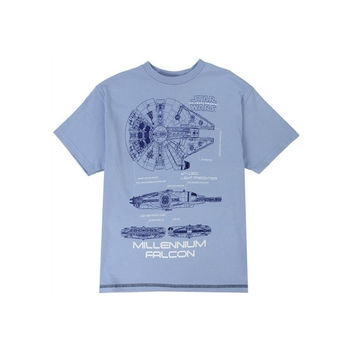 Millineum Falcon Boys T-Shirt