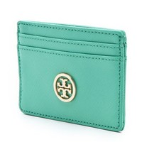 Tory Burch Robinson Slim Card Case | SHOPBOP