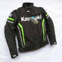 breathable Running jackets/motorcycle jackets/race jackets/knight off-road jackets/motorcycle clothing windproof k-4