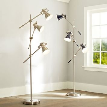 Colorful Task Floor Lamp