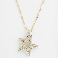Nadri Boxed Star Pendant Necklace (Nordstrom Exclusive) | Nordstrom