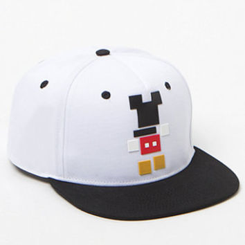 Neff Mickey Blocks Snapback Hat at PacSun.com