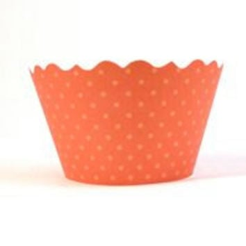 Cupcake wrappers- Citrus (includes 12)