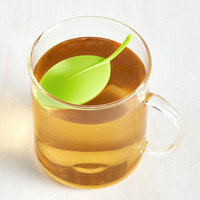 Happy Go Leafy Tea Infuser by Kikkerland from ModCloth