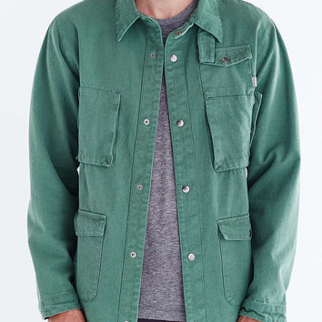 Poler Kubrick Canvas Shirt Jacket - Urban Outfitters