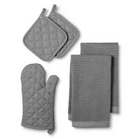 Kitchen Essentials Pack With Oven Mitt - Room Essentials™