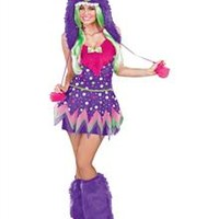 Monster Ball Adult Womens Costume