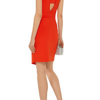 A.L.C. Savile stretch-knit mini dress – 60% at THE OUTNET.COM