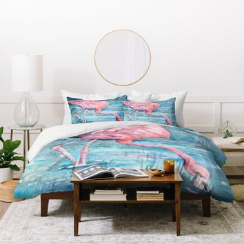 Rosie Brown Lunchtime Duvet Cover