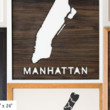 Manhattan Drop-Cut
