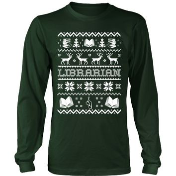 Librarian - Ugly Sweater