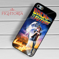Back to The Future Vintage Poster - zFzF for  iPhone 4/4S/5/5S/5C/6/6+s,Samsung S3/S4/S5/S6 Regular/S6 Edge,Samsung Note 3/4