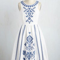 Cross-Stitch My Heart Dress