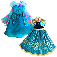 Frozen Fever 2 in 1 Costume Set