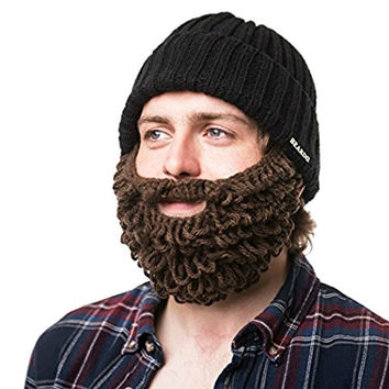 BEARDO - Lumberjack Burly Beard Hat (Adult)