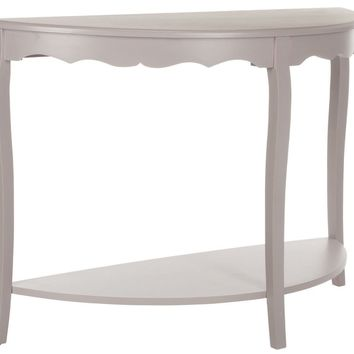 Christina Console Quartz Grey