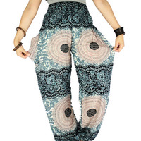 Gypsy pants  Harem pants Elephant cloches Thai pants Hippie cloches Palazzo pants Hippie pants Elephant pants
