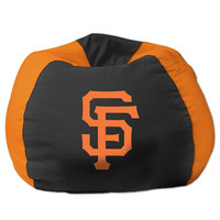 San Francisco Giants MLB Team Bean Bag (96 Round)