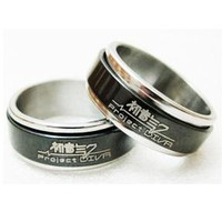 Anime VOCALOID MIKU Cosplay Ring