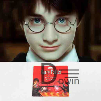 New arrive Harry Potter Fram Eye Dress Up Glasses Harry Potter Style cos action figure toys for Childrens gifts