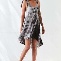 Silence + Noise Henley Tank Dress - Urban Outfitters