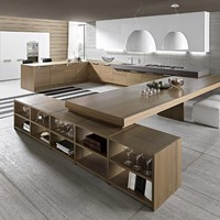 Custom fitted kitchen SEGNO Class Class Collection by Comprex | design MARCONATO & ZAPPA ARCHITETTI ASSOCIATI