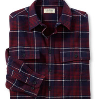 Chamois Cloth Shirt, Plaid