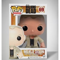 Funko The Walking Dead Merle Dixon Pop Figure