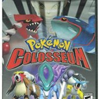 Pokemon Colosseum for the Gamecube (Disc Only!)