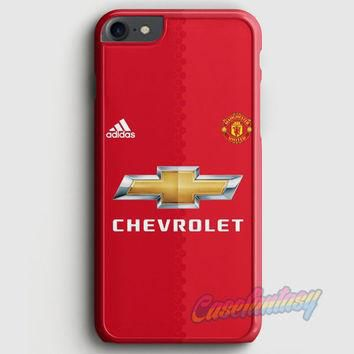 Adidas Manchester United iPhone 7 Case | casefantasy