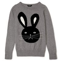 Quirky Bunny Sweater (Kids)
