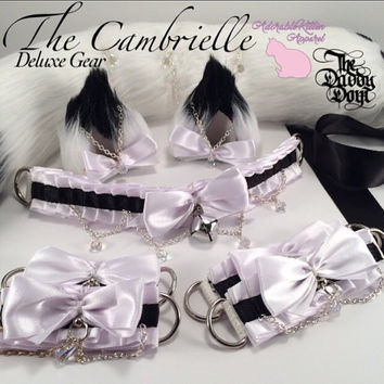 The Daddy Dom Set: The Cambrielle