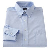 Chaps Classic-Fit Solid Non-Iron Button-Down Collar Dress Shirt - Big & Tall, Size: