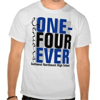 One-Four Ever Forever Class of 2014, Blue