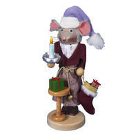 Santa's Little Helper Collection Steinbach The Night Before Christmas Mouse Nutcracker
