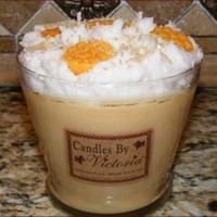 Candles by Victoria - Highly Scented Candles & Wax Tarts - Peanut Butter Cookie Dream Bake Shop