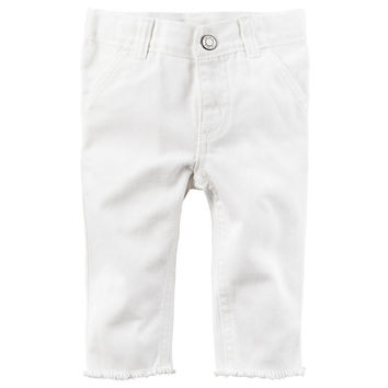 Carter's Pull-On Pants Girls - JCPenney