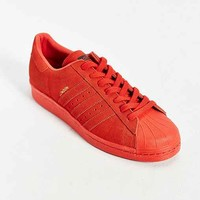 adidas Originals London Superstar 80's Sneaker- Red