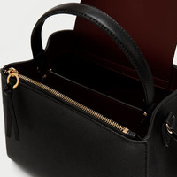 MEDIUM TOTE BAG WITH ZIP - View all-BAGS-WOMAN | ZARA United States