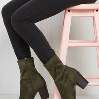 Strength in Your Strut Boot | Mod Retro Vintage Boots | ModCloth.com