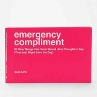 Emergency Compliment By Sourcebooks- Assorted One