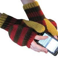 Cozy Convertible Texting Mitten by Twitten