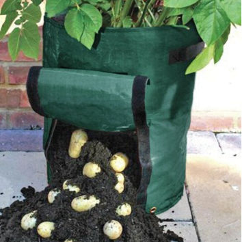 PE bags of potato cultivation planting vegetable planting bags Grow Bags Garden Pots & Planters