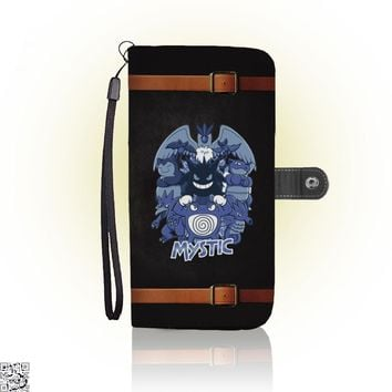 Blue Mystic, Pokemon Wallet Case