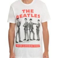 The Beatles She Loves You T-Shirt