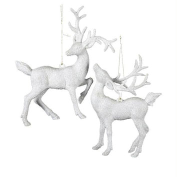 24 Christmas Ornaments - Deer