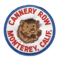 Cannery Row, Monterey California Patch