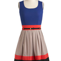 Par for the Courses Dress | Mod Retro Vintage Dresses | ModCloth.com