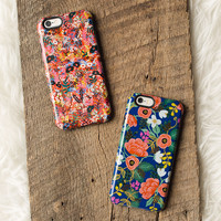 Rifle Paper iPhone 6 Plus Case Tapestry 6 Plus
